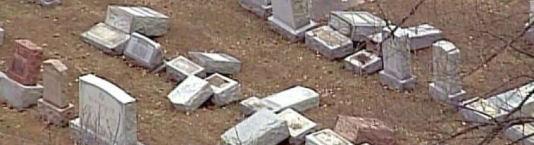 Muslims Raise Funds For Desecrated Jewish Cemetery As Anti-Semitism Rises