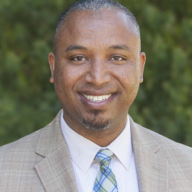 Rev. Michael-Ray Mathews