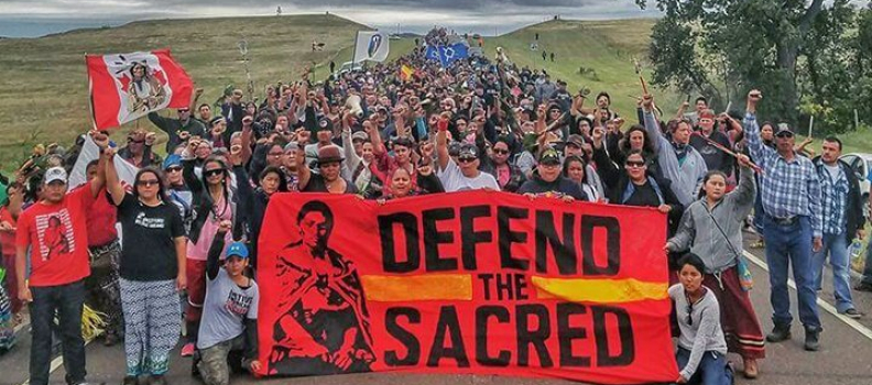 Standing Rock Water Protectors Are Fighting For Your Future