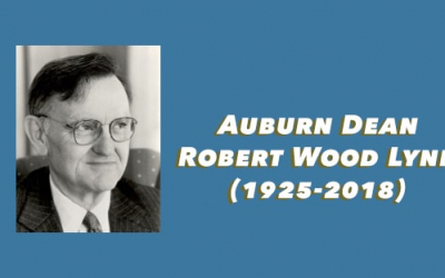Serving the Common Good: A Tribute to Auburn Dean Robert Wood Lynn (1925-2018)