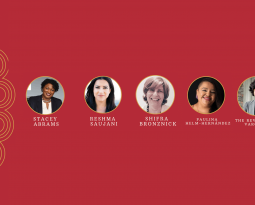 Dynamic women leaders, including Stacey Abrams and Reshma Saujani, to be celebrated for their moral courage