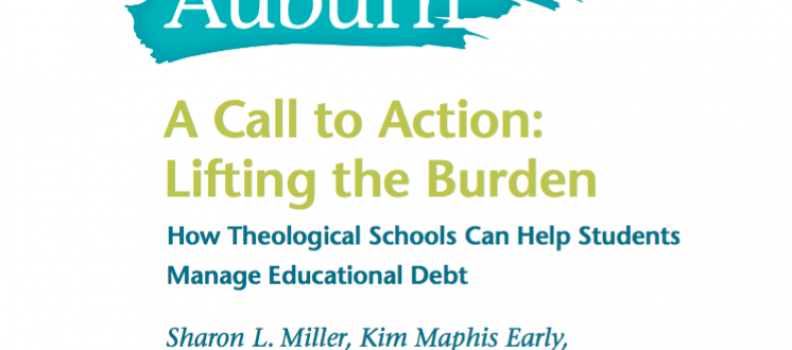 Theological Student Debt: Resources & Tools