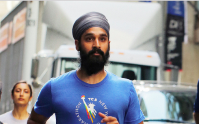 Simran Jeet Singh: Activism Not By Choice, But By Necessity