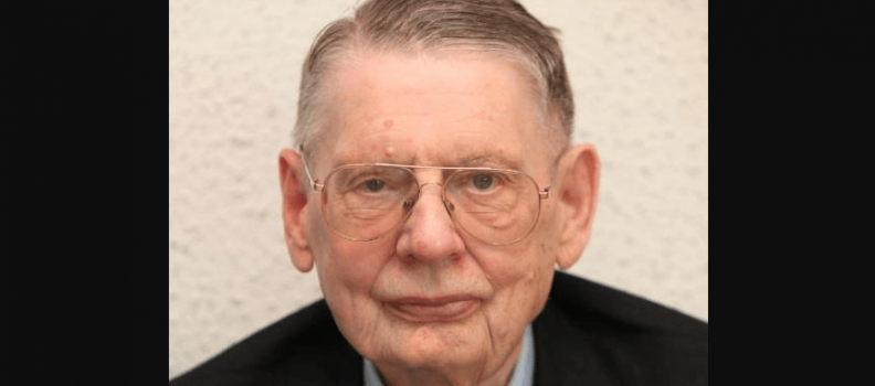 Remembering The Rev. Canon Carlson Gerdau, Builder of Bridges