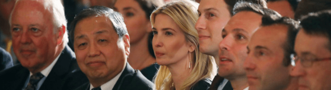 Ivanka Trump: Poster Child of Feminism-Lite