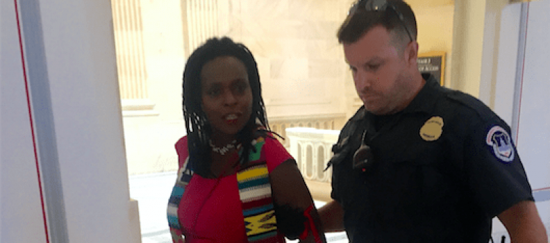 Religious Leaders Keep Getting Arrested At the Nation's Capitol — And It Is Glorious