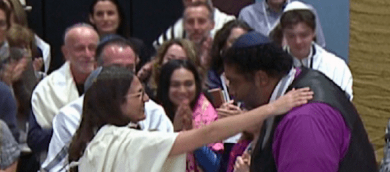 Rev. Dr. William Barber's Rosh Hashanah Sermon: It's Time For A New Year And A New America.