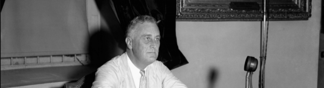 Lessons To Be Learned:  The Faith Of Franklin Delano Roosevelt