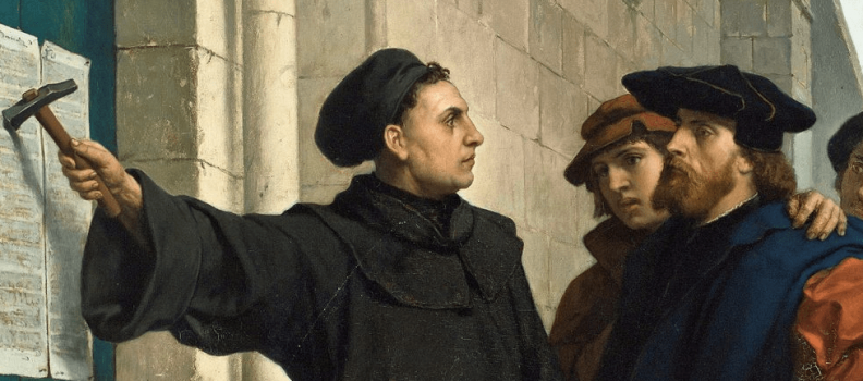 What Does The 500th Anniversary of The Reformation Have To Do With Equality and Justice?