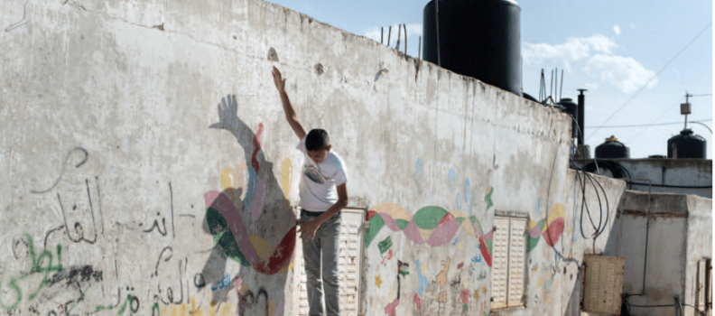 APalestinian Rapper And The Music Of Hope