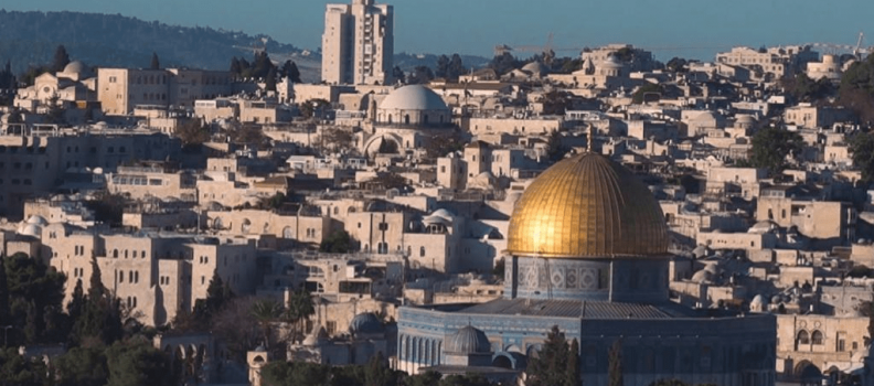 Jerusalem: City of Miracles, City of Tears