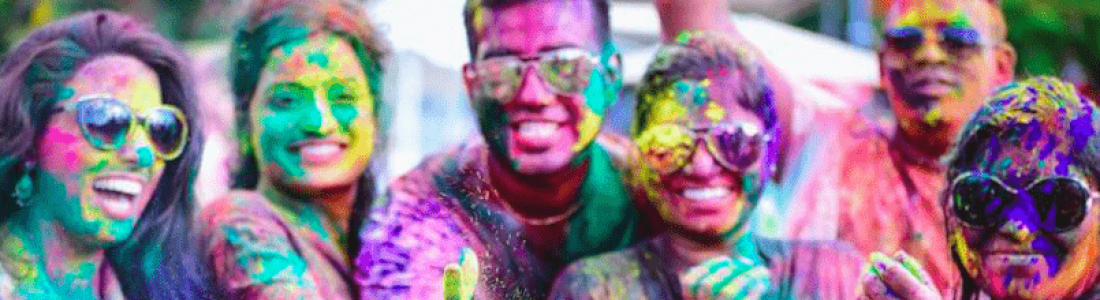 The Deep Joy and Justice of Holi