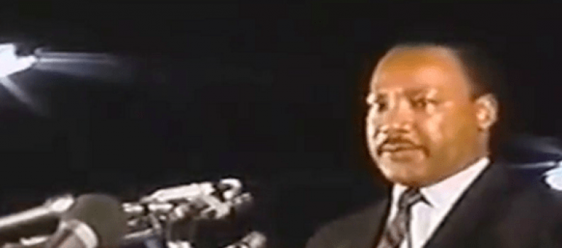 A Letter to Dr. King: Our Debt, Our Promise