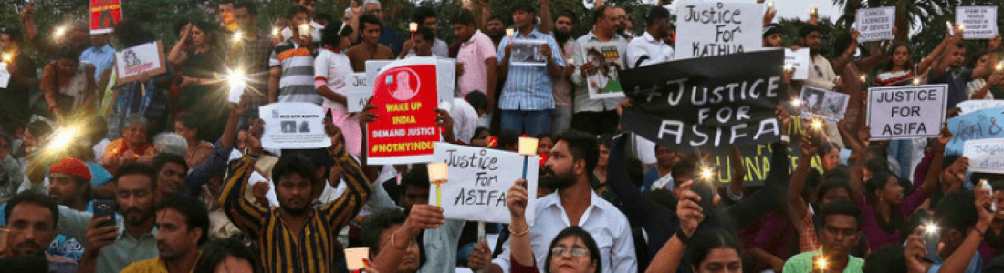 Hindus Speak Out In Solidarity With the Rape Victims in Kathua and Unnao, India