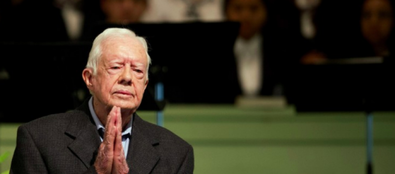 Where President Jimmy Carter Got His Faith