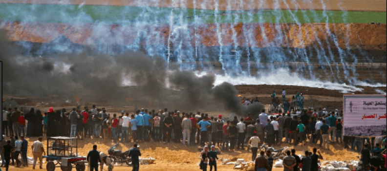 Waking Up To Walls And Death In The Palestinian Territories