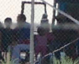 Stop The Celebration: On The Texas Border Prison Buses of Children Continue To Roll