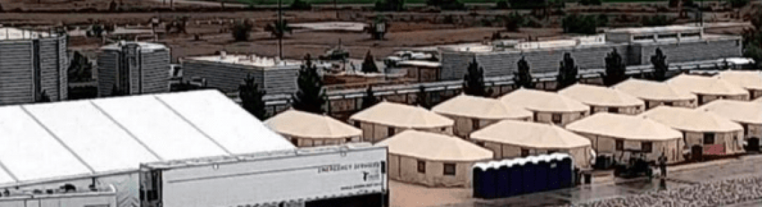 "At Tornillo, There Aren't ""Tent Cities"" – There Are Internment Camps"