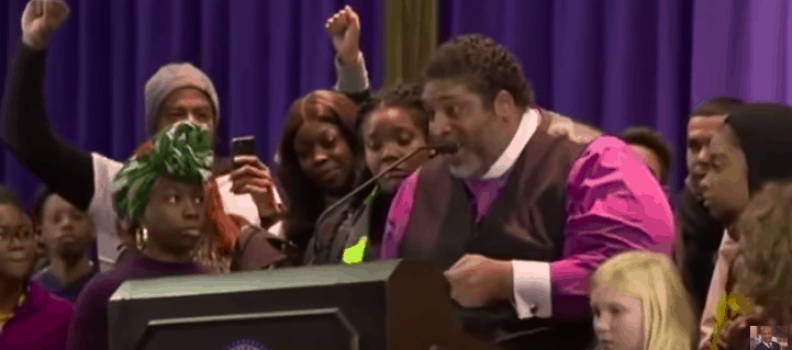 WATCH: Rev. Dr. William Barber, II Brings Dr. King's Prophetic Fire To Nashville MLK Celebration