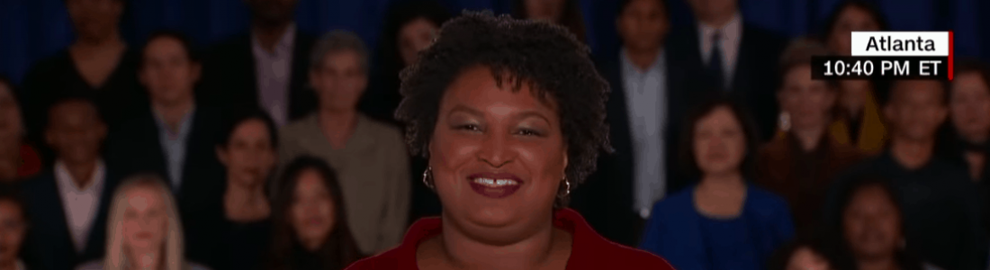 WATCH: Stacey Abrams Offers Inspiring SOTU Response (Full Text)