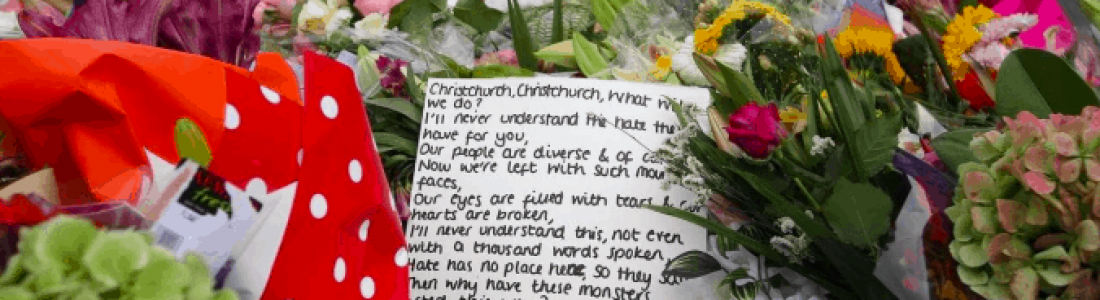As We Mourn The Murders In Christchurch, We Need a Love Revolution