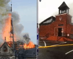 Louisiana Churches Need To Rebuild As Much As Notre Dame