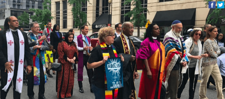 What Happened When Religious Leaders Cried for Justice at the King's House (White House)
