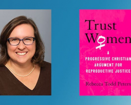 Join us at AAR to celebrate Rebecca Todd Peters