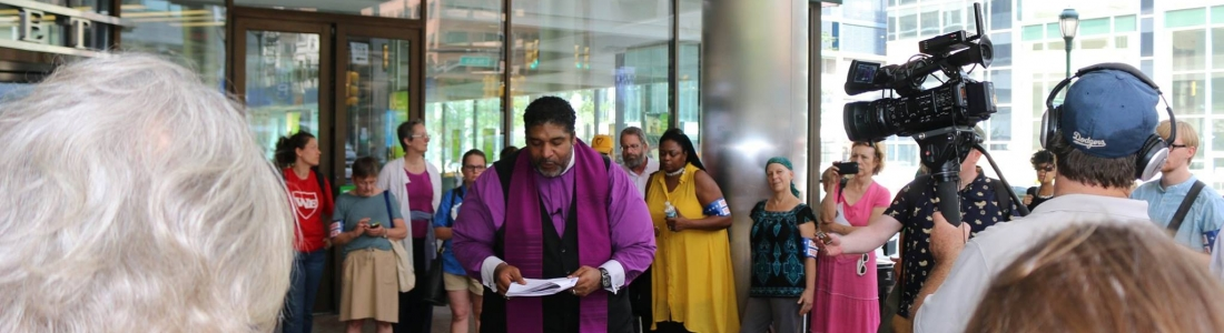 Rev. William Barber's DNC speech was just a taste of his moral vision for America