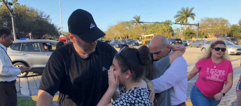 Auburn Seminary Calls for Healing and Action After Florida Shooting