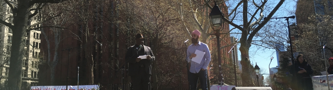 A Christian minister and a Sikh professor talk about the most powerful force in the world