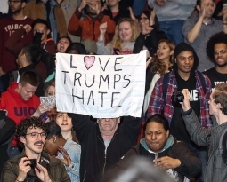 Love is the new hope in the 2016 election