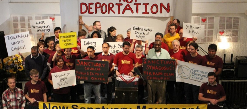 Sanctuary is a Stronghold of the Movement