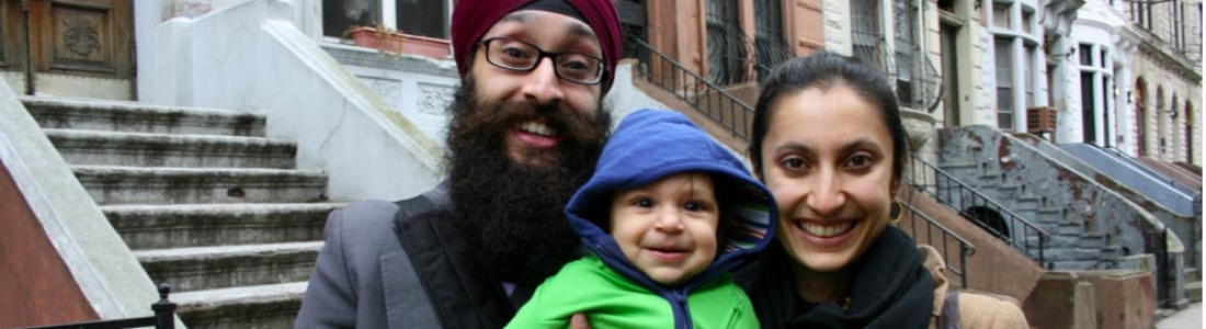 One Sikh's Vision To Create MLK's Beloved Community