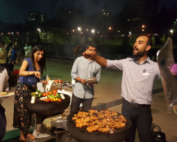Courageous Conversations At A Brooklyn Iftar BBQ