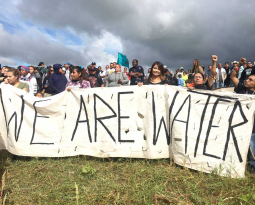 Protecting the Water at Standing Rock